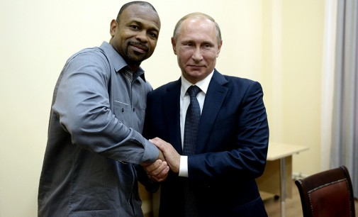 US boxer wants russian citizenship