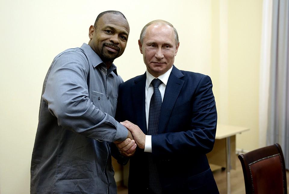 US boxer wants russian citizenship