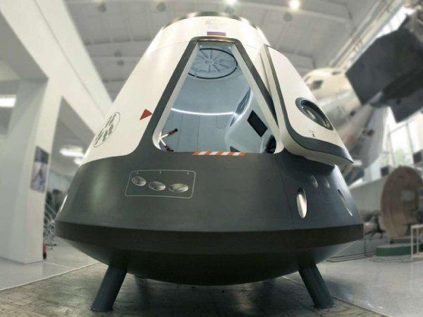 New Russian Spaceship