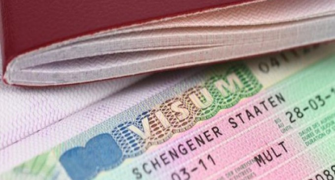 Schengen's end because of migrants