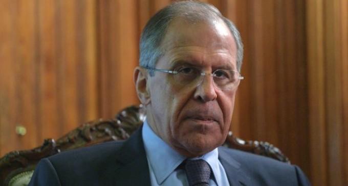 Lavrov's alarm