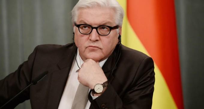 Steinmeier's turn