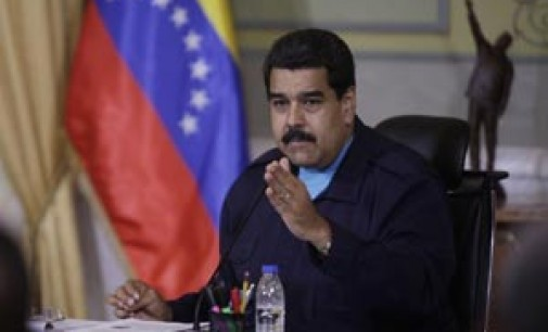 Мадуро денонсирует саботаж против Венесуэлы