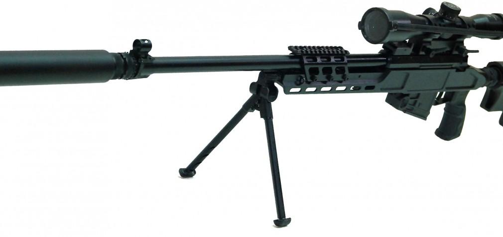 Основной снайперской винтовкой ВДВ РФ стала новая СВ-98