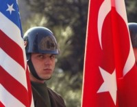 The USA and Turkey want to intervene in Syria