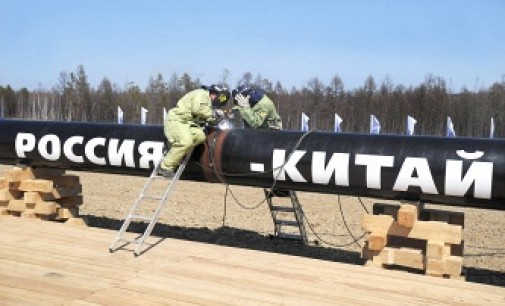 More russian gas to China