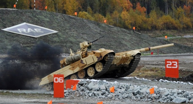 International arms exhibition Russia Arms Expo opens in Nizhny Tagil