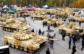 RAE tanks