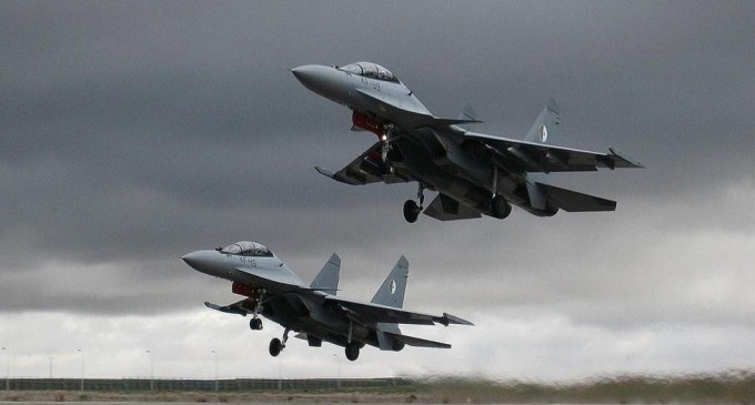 14 new russian fighter jets to Algeria