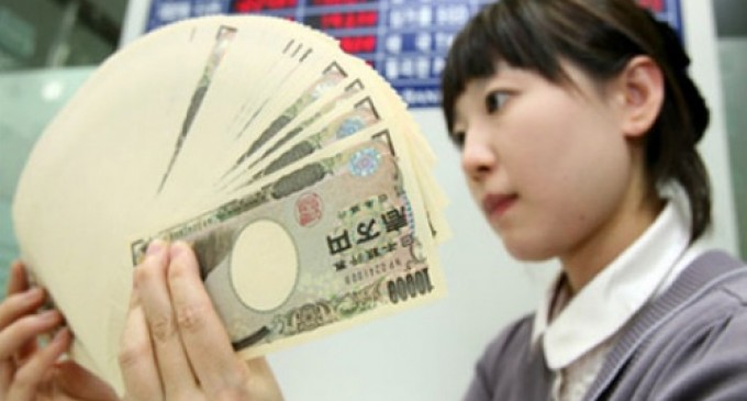Japan wants to trade with Russia using yen, not dollar