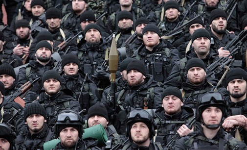 Chechen special operations force will start land operation in Syria