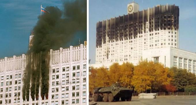 Верховный совет: какая власть была уничтожена осенью 1993 года?