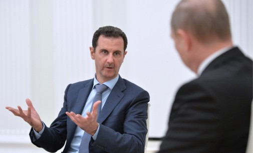 Negotiations between Putin and Assad show the continuation of the course of the Russian Federation on Syria