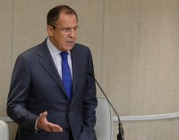 Sergei Lavrov: Russia will continue to pursue a multi-vector policy
