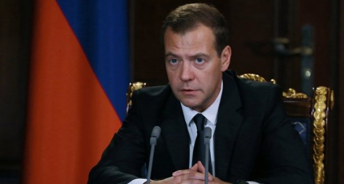 The United States refused to receive the delegation with Medvedev regarding Syrian case