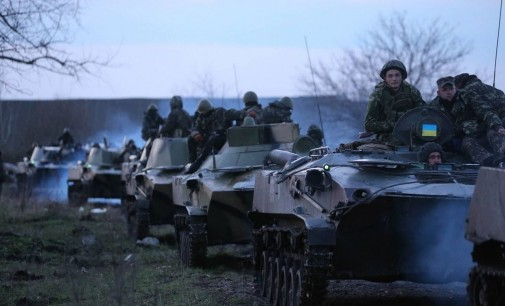 Ukrainian army sells U.S. weaponry and armed vehicles to 'rebels'