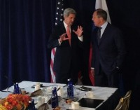 Lavrov, Kerry Agree Vienna Talks Must Focus on Intra-Syria Dialogue.