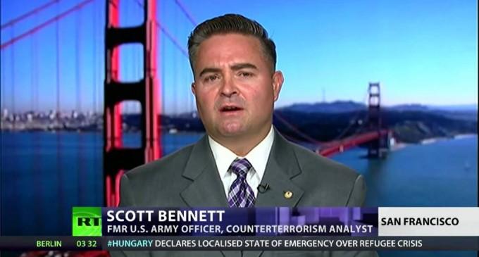 Скотт Беннетт о финансировании Исламского государства