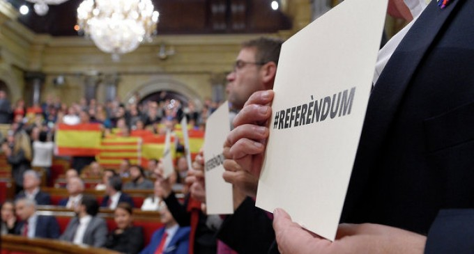 Catalonia chooses independence