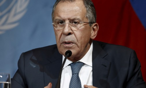 Lavrov cancels Turkey visit over downing of Russian military jet