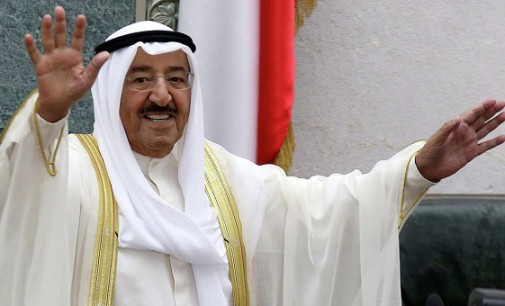 Putin discussed the situation in the Middle East with the Emir of Kuwait