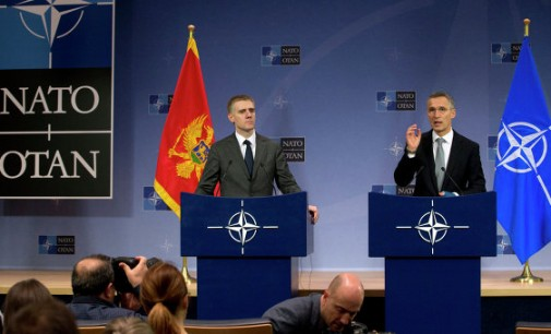 Montenegro is forced to become the member of EU and NATO