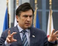 Саакашвили «бьет» раскаленным жигалом по голове Авакова и Яценюка