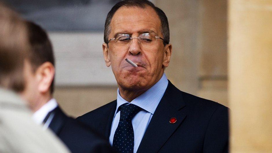 Lavrov discussed with Kerry the crisis in Syria and the US sanctions against Russia
