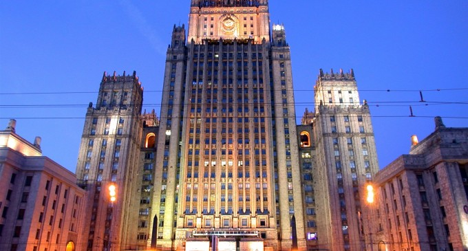 "Russian Foreign Ministry: U.S. should stop ""hunting"" for Russian citizens in third countries"
