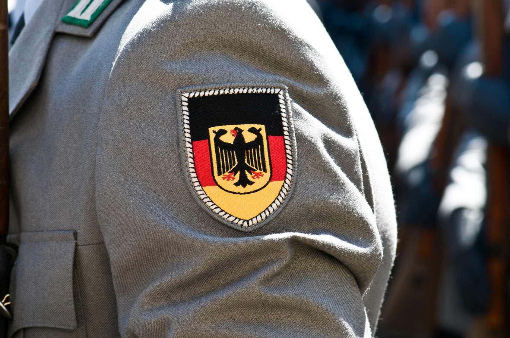 Germany officially launched a war against terrorists in Syria