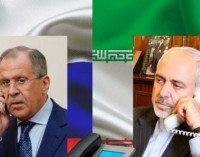 Russia and Iran will continue to cooperate in resolving the Syrian crisis