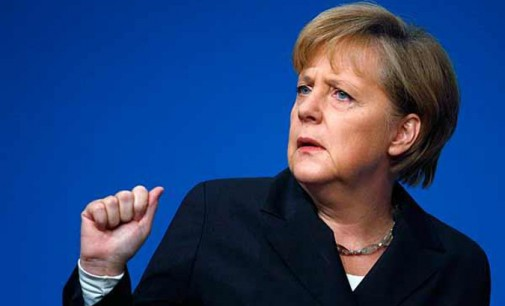 Merkel gave to British intelligence the information about Russia