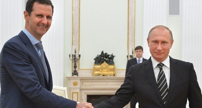 Russia's Success in Syria Ruining Obama's Plan to Oust Assad