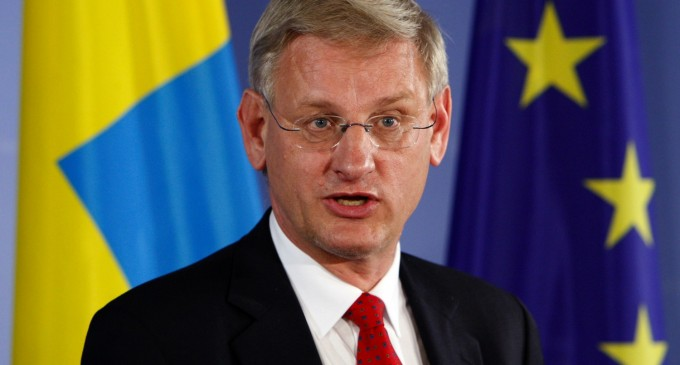 Former Prime Minister of Sweden Carl Bildt can become Ukrainian Prime Minister