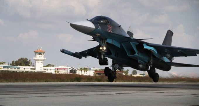 Secretary General of the Arab League: operation of Russian Air Forces in Syrian doesn't contradict international law