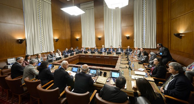 """Representatives of the Russian Federation and the USA will meet in Geneva to discuss """"ceasefire"""" in Syria"""