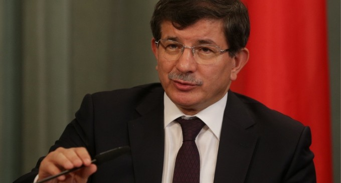 Turkish Prime Minister – Crimea is not Russia
