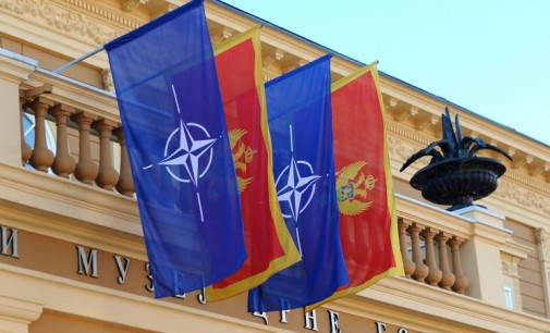 Montenegro began accession talks with NATO