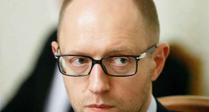 Poroshenko to force Yatsenyuk to resign – media