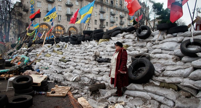 "Russians don't want ""Maidan"""
