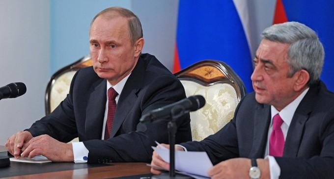 Армения позицию России по сирийской проблеме поддерживает