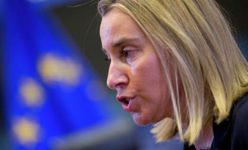 Могерини: ЕС не говорит о санкциях против Ирана из-за запусков ракет