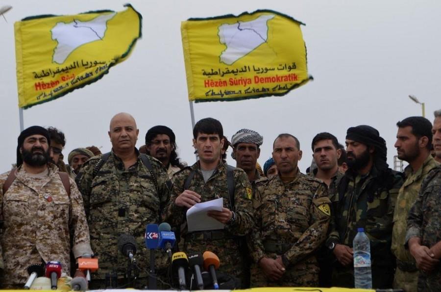 Будущее сирийских курдов