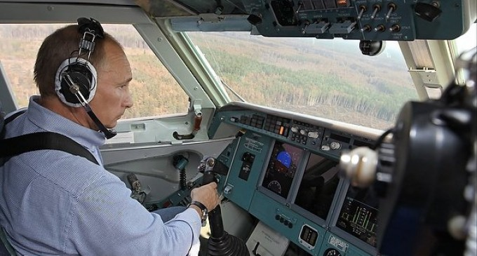 Support for Putin reached a maximum in last 4 years