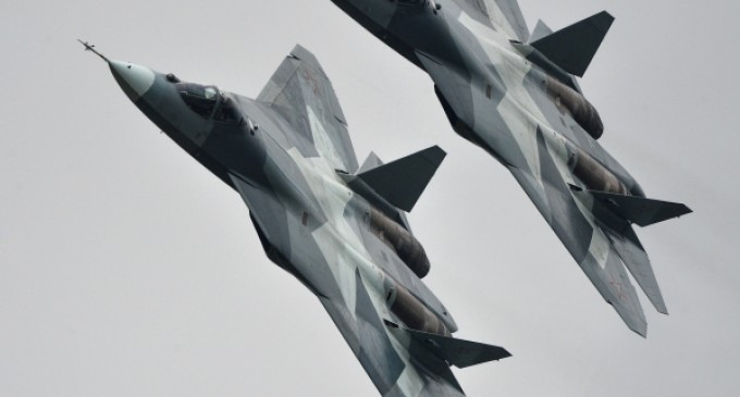 Russian aircraft designers have started to create a six-generation fighter