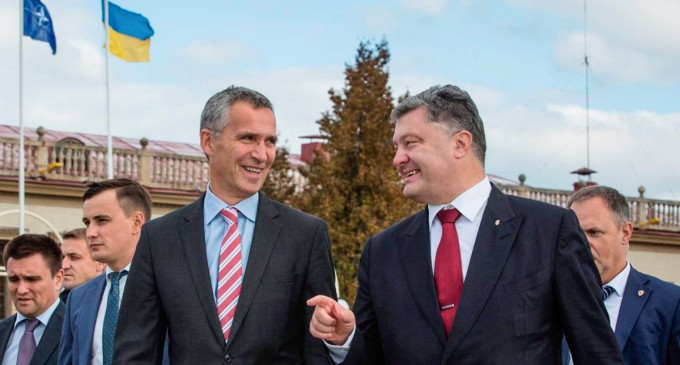 Ukrainians are less interested in NATO