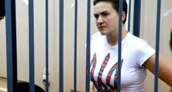 """Savchenko list"" includes more than 40 Russians"