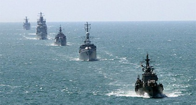 Turkey refused to allow NATO ships into their waters