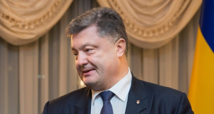 "Poroshenko: ""Russia's aggression"" is the main threat to the national security of Ukraine"