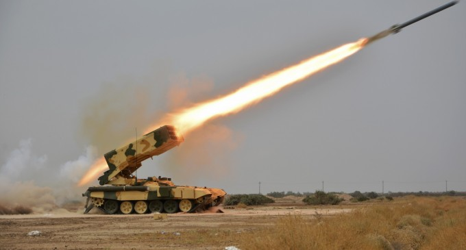 Syria tested the main novelties of the Russian army